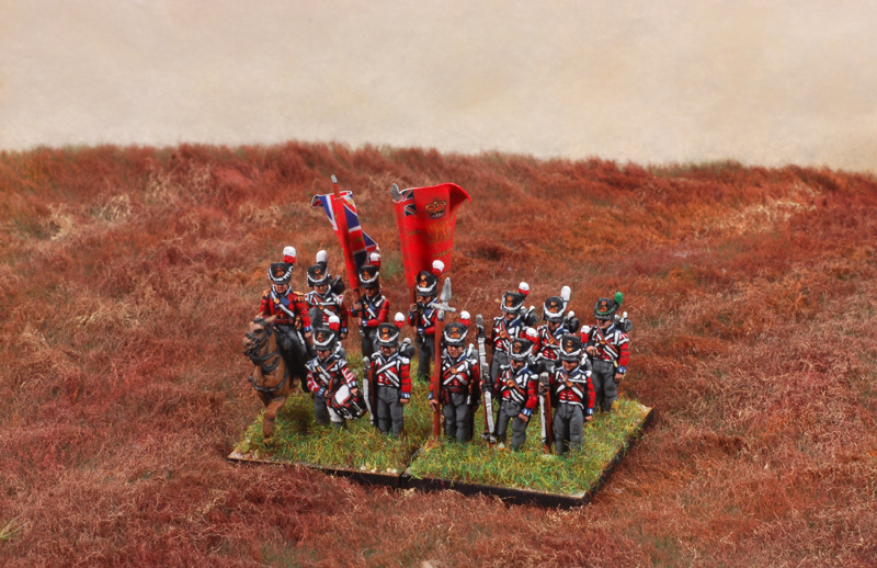 3rd battalion, 1st foot Guards.