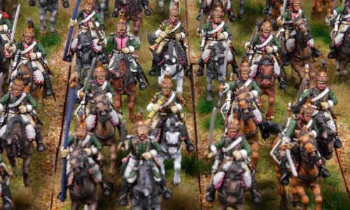 Perry French Dragoons