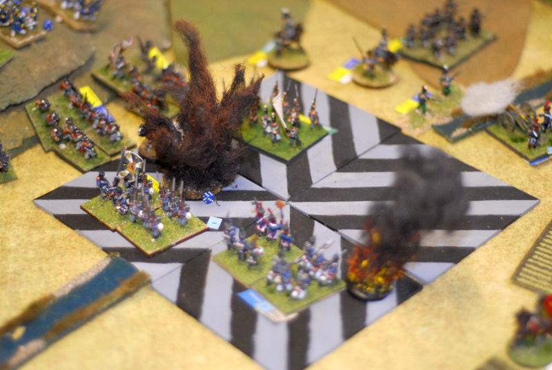 Prussians lost Ligny