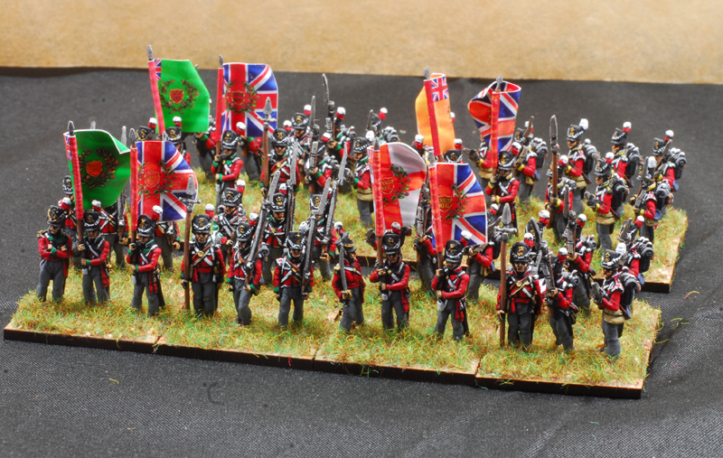 The 5th British Brigade