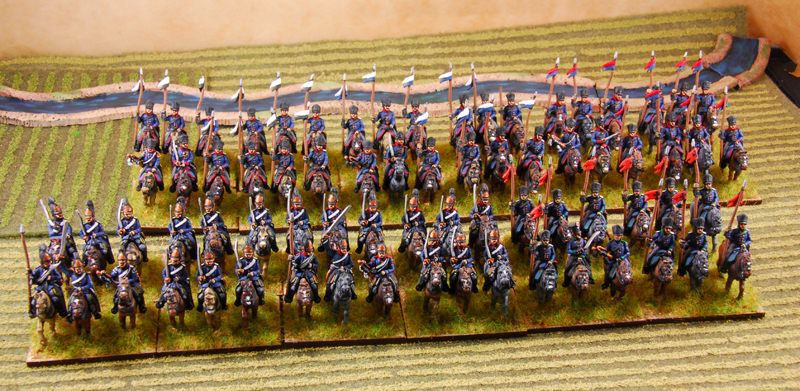 Another pic about the six regiments.