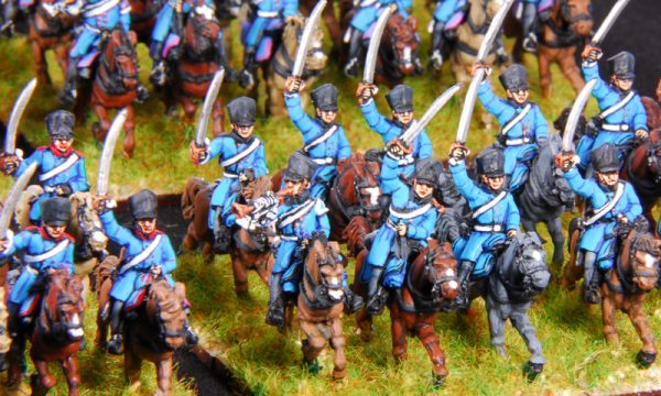 Prussian Cavalry II – Dragoons